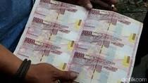 Eksekusi Rumah, Petugas PN Rembang Malah Ungkap Pemalsuan Uang