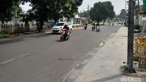 Menelusuri Lokasi Video Viral Remaja Serang Pemotor di Jagakarsa