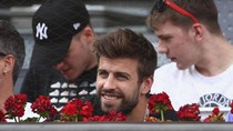 Pique: Ejekan Madrid Padaku Saat Perayaan Juara Itu Wajar