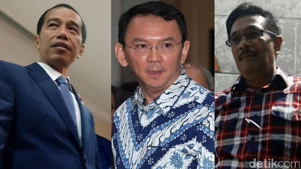 Djarot: Punya 3 Gubernur di 1 Periode, Jakarta Cetak Sejarah