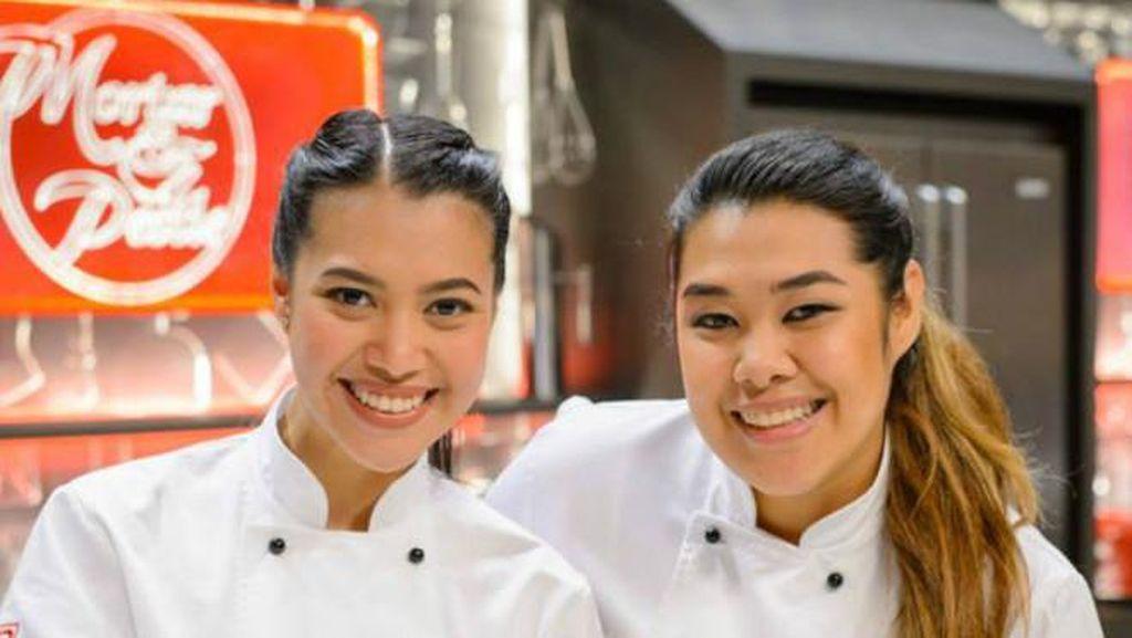 Dua Gadis Pemenang My Kitchen Rules Unjuk Kebolehan di Jakarta