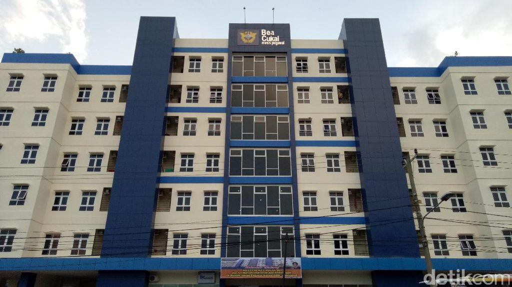 Pegawai Bea Cukai Dapat Rusun, Sri Mulyani: Jangan Disewakan Lagi
