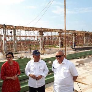Bagaimana Kesiapan Infrastruktur Asian Games di Palembang?