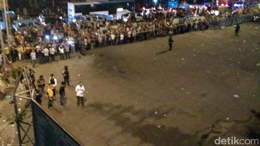Cerita Saksi Mata saat Detik-detik Ledakan Bom Kampung Melayu