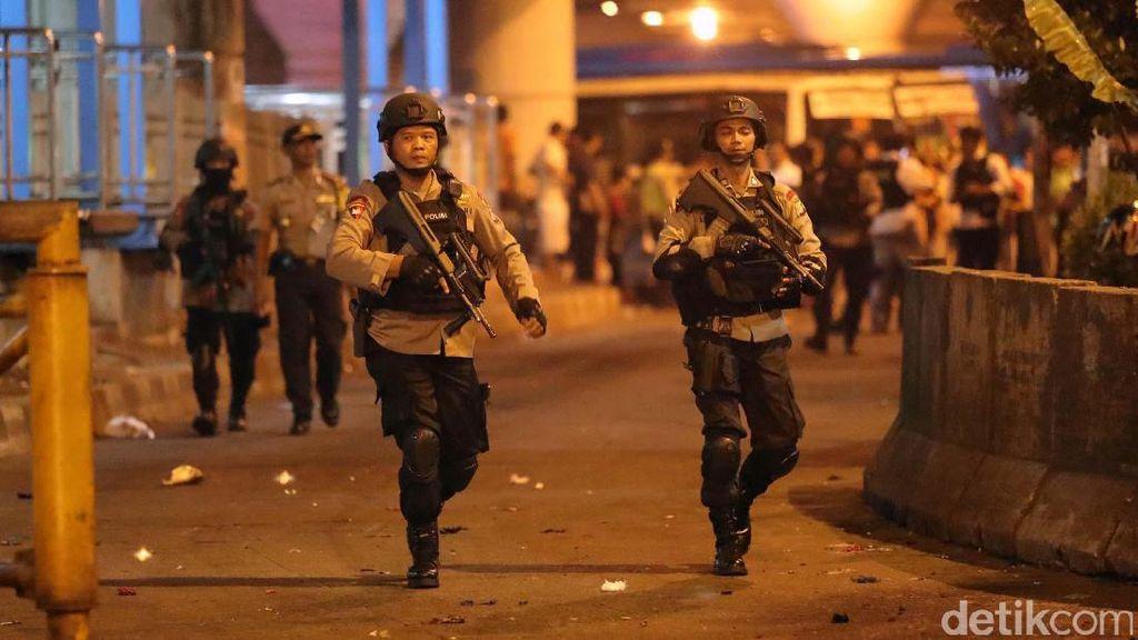 ISIS Klaim Pelaku Bom Kampung Melayu, Polri: Kami Sudah Duga