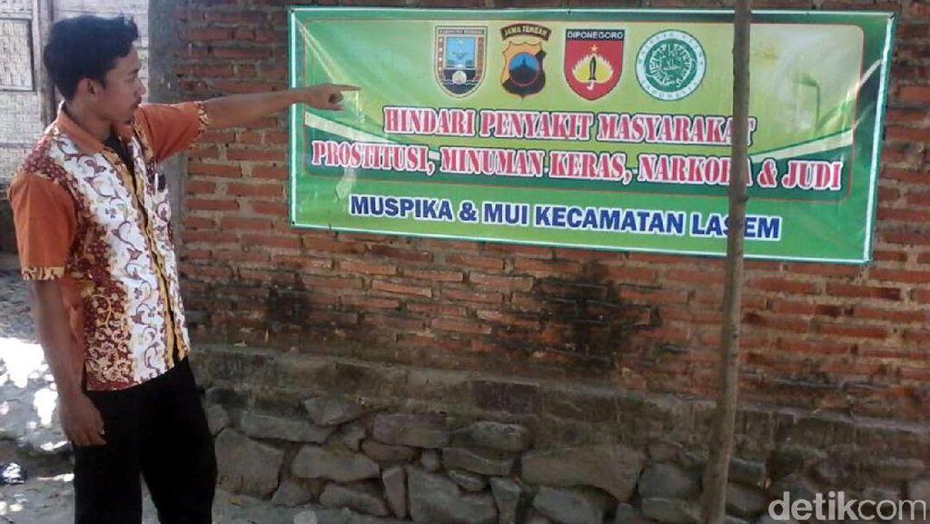 Jelang Puasa, Pemkab Rembang Tutup Lokalisasi Dorokandang