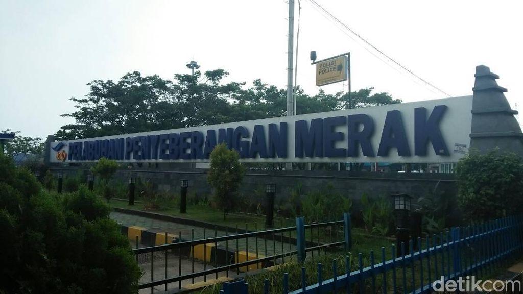 Dermaga VI Pelabuhan Merak Bisa Tampung 1.200 Kendaraan