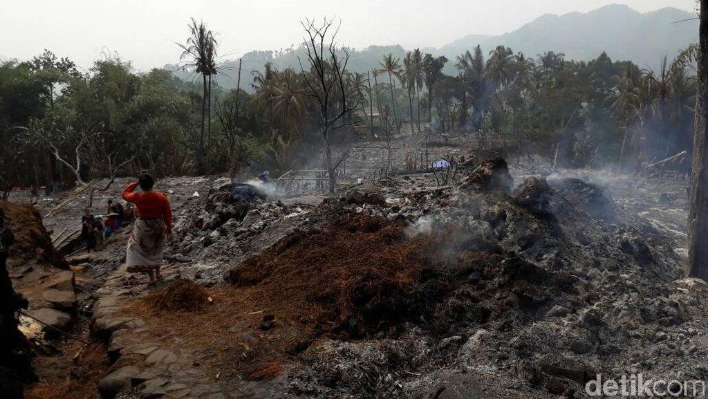 Satu Kampung Kebakaran, Wisatawan Masih Bisa Kunjungi Kawasan Baduy