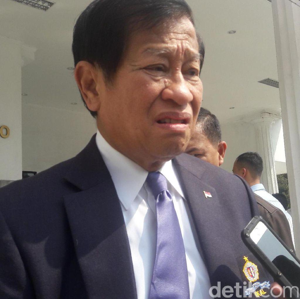 Soal Eks Menteri Anti-Pancasila, Agum Gumelar: Itu Kebangetan