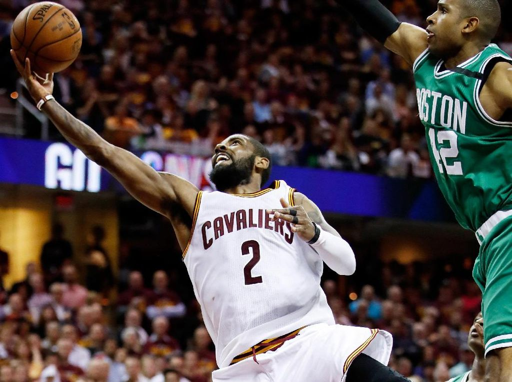 Rebut Game 4, Cavaliers Kini Unggul 3-1 atas Celtics