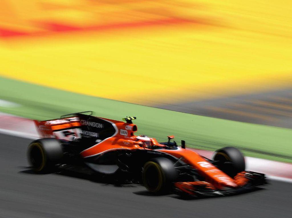 McLaren Intip Peluang Rebut Poin Perdana di Monako
