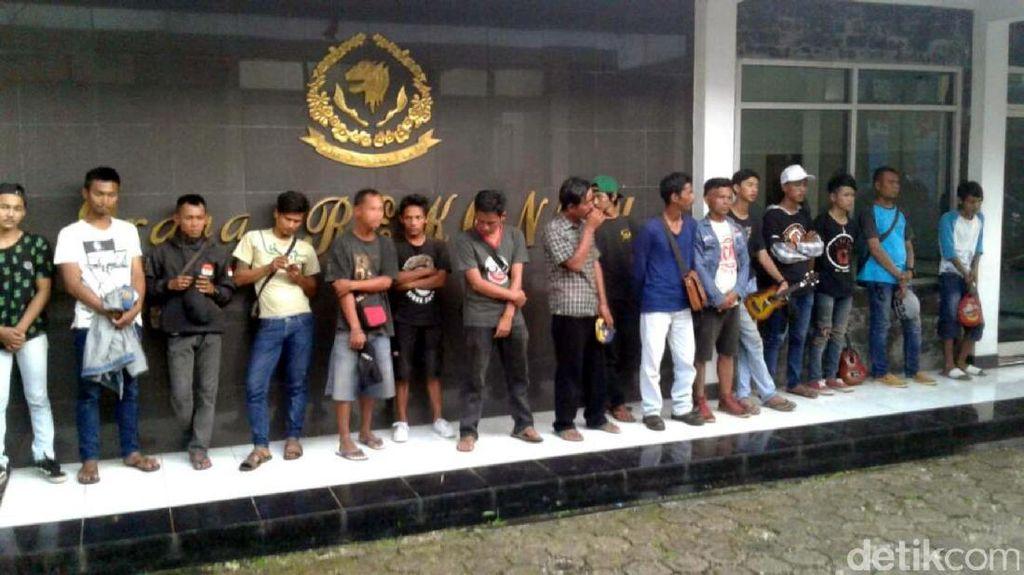 Jelang Ramadan, Begal dan Preman Jadi Sasaran Operasi Pekat