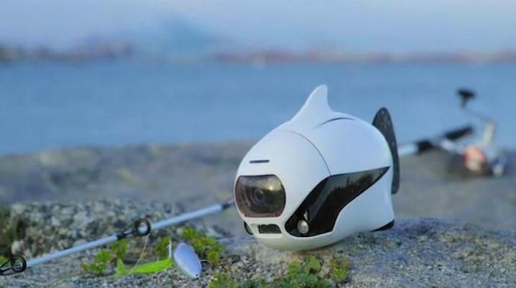 Drone yang Ini Tidak Terbang, tapi Menyelam di laut
