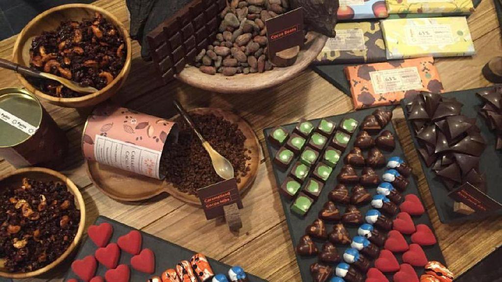 Yuk, Belajar Bikin Chocolate Bubble dan Chocolate Dessert Bersama Chef Daniel