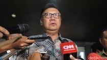 Mendagri Tunggu Surat Pengunduran Diri Gubernur Bengkulu