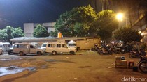 Berompi dan Helm, Kapolda Metro Tiba di TKP Bom Kampung Melayu