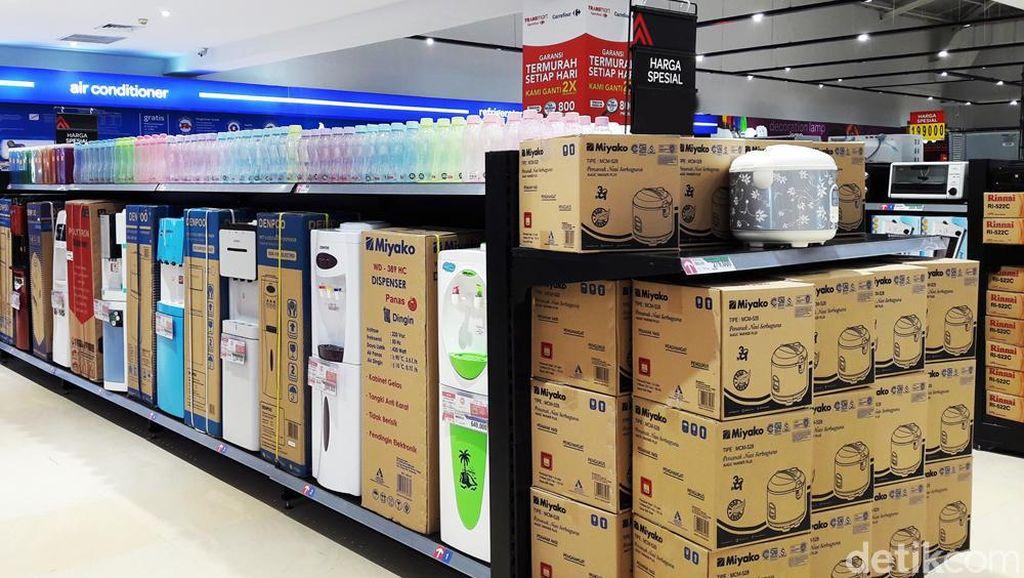 Promo Ramadan Transmart Carrefour, dari Rice Cooker Hingga Dispenser