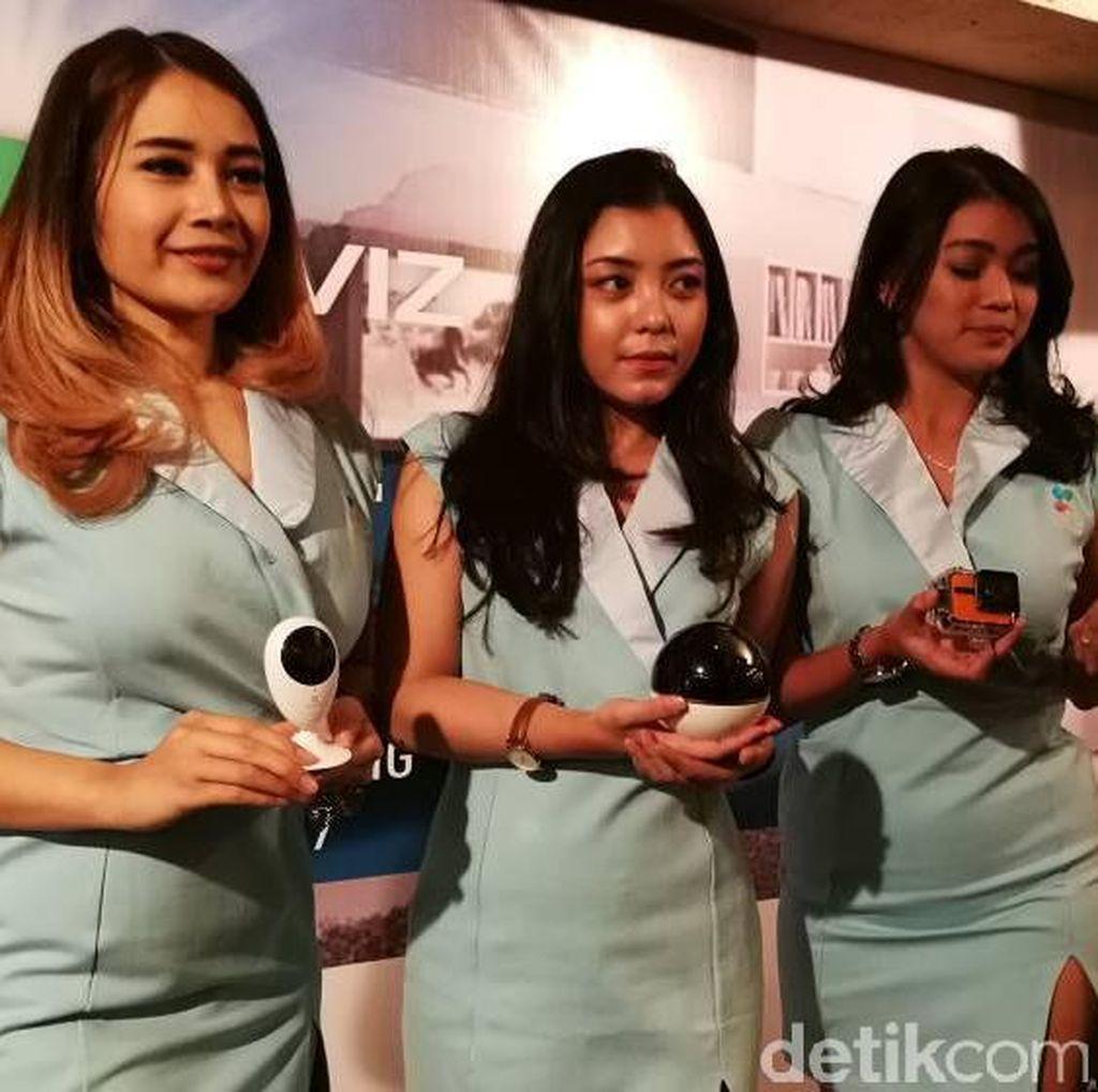 Hikvision Curi Peluang Bisnis Kamera GoPro