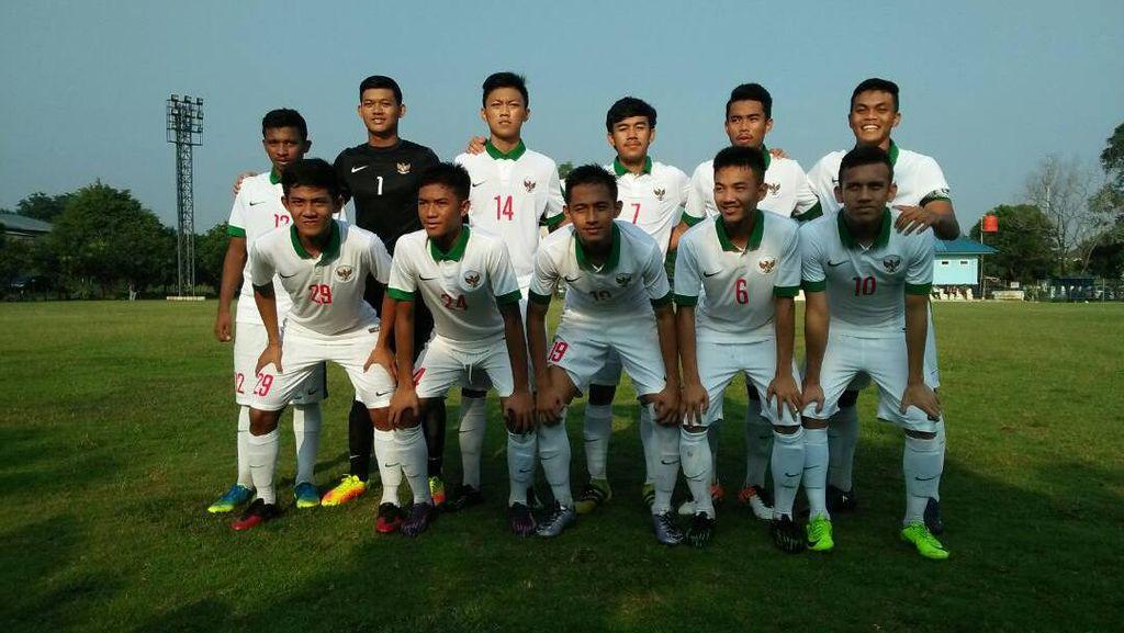 Kemenangan atas Persija Bikin Timnas U-19 Tambah Pede
