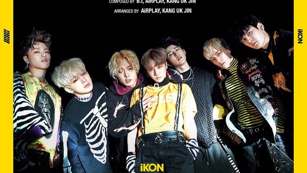 Rilis Single Baru, iKON Tak Mau Disamakan dengan BIGBANG dan WINNER