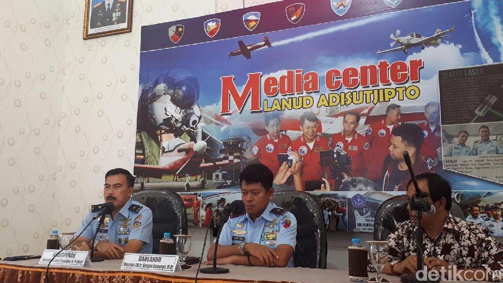 Lanud Adisutjipto Resmikan Media Center Pertama di Lingkungan TNI AU