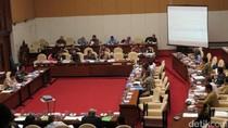 Pansus DPR Tunda Isu Calon Tunggal Presiden dan Wapres di RUU Pemilu