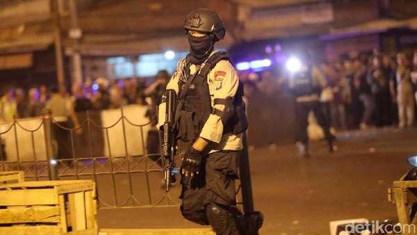 Ini Identitas 3 Polisi yang Jadi Korban Bom Kampung Melayu