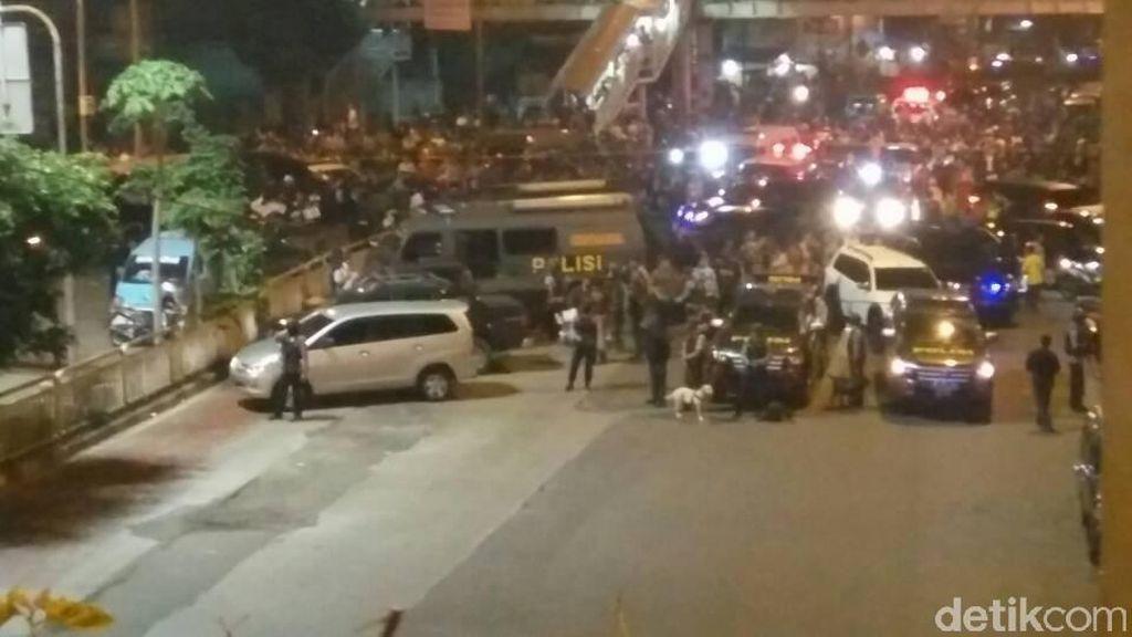 Polisi: Ada 2 Pelaku Bom Bunuh Diri Kampung Melayu