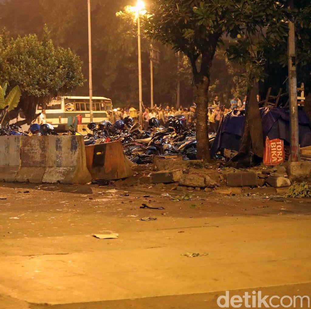 Polri dan Pemprov DKI Tanggung Pengobatan Korban Bom Kampung Melayu