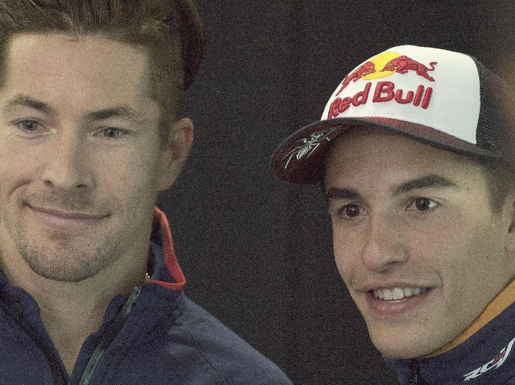 Kenangan Marquez bersama Hayden