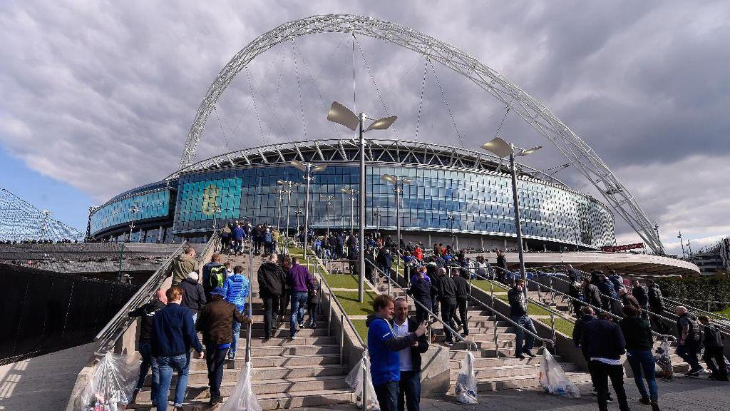 Buntut Serangan Teroris di Manchester, Pengamanan Final Piala FA Diperketat