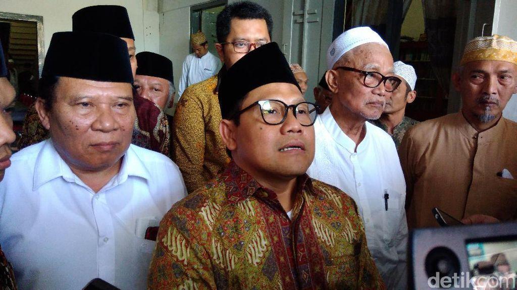 Kiai Mataraman Dukung Gus Ipul Cagub Jatim, Cak Imin: Kami Patuh
