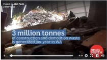Melihat Daur Ulang Limbah Bangunan di Australia Barat