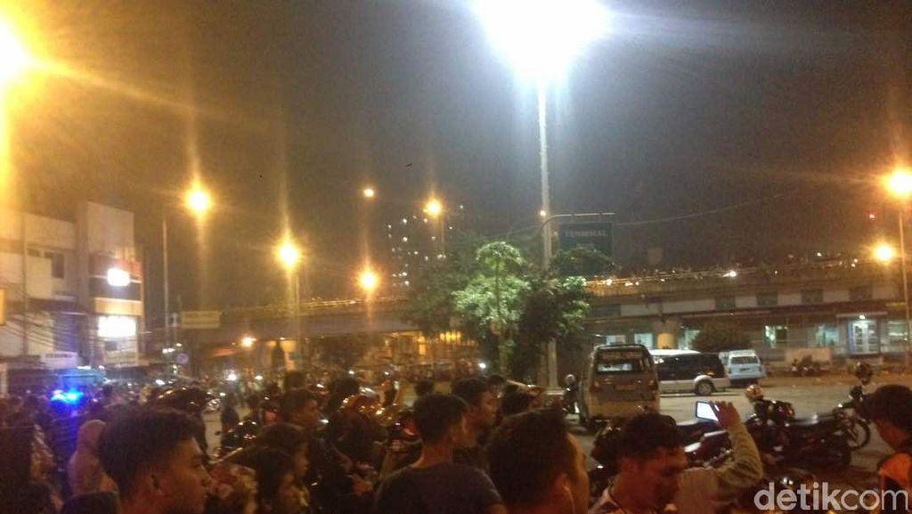Kapolda Metro Meluncur ke TKP Ledakan di Terminal Kampung Melayu