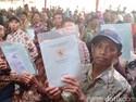 Jokowi Ingin Seluruh Tanah di RI Bersertifikat, Ini Alasannya