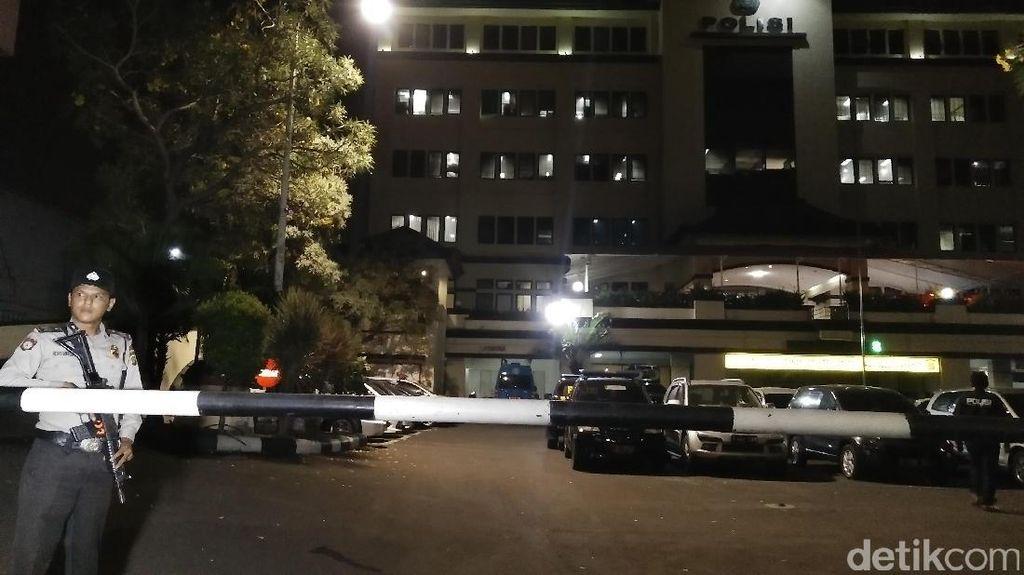 Pasca Bom Kampung Melayu, Polres Jakut Tingkatkan Keamanan Mako