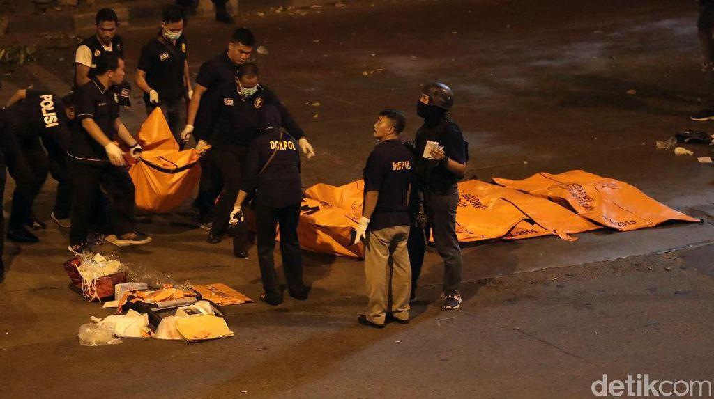 4 Korban Bom Bunuh Diri Kampung Melayu Masih Dirawat di RS Premier