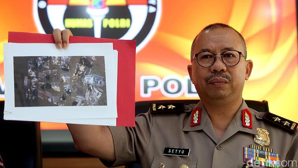 Pria di Cibubur yang Ditangkap Sempat Temui Teroris Kampung Melayu