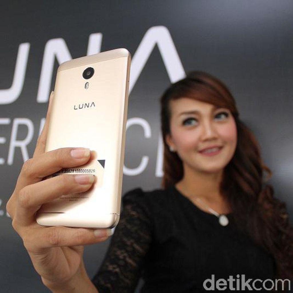 Luna V Gold Tiba di Indonesia, Dipasok 50 Ribu Unit