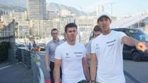 Meski Monako Sulit, Arden Optimistis Dapat Poin