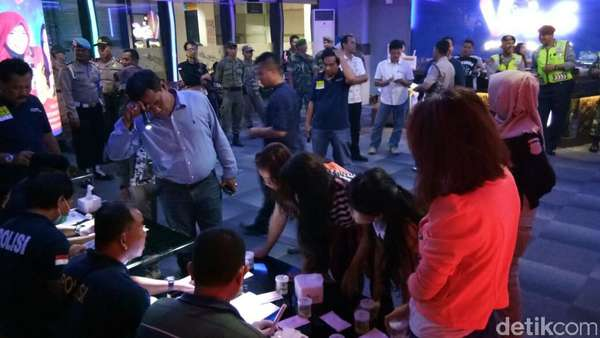 Razia Klub Malam di Jakarta, 19 Orang Positif Narkoba