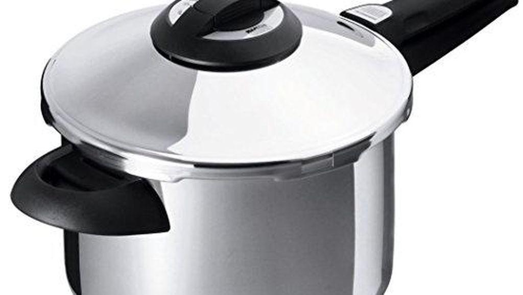 Inilah Pressure Cooker yang Populer Dipakai Sebagai Bom Panci