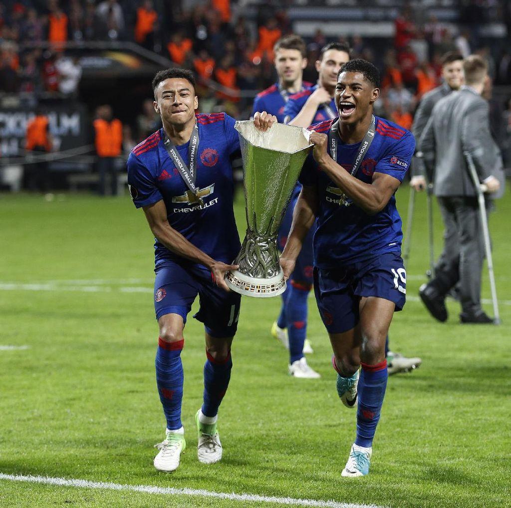 Juara Liga Europa, Manchester: A City United
