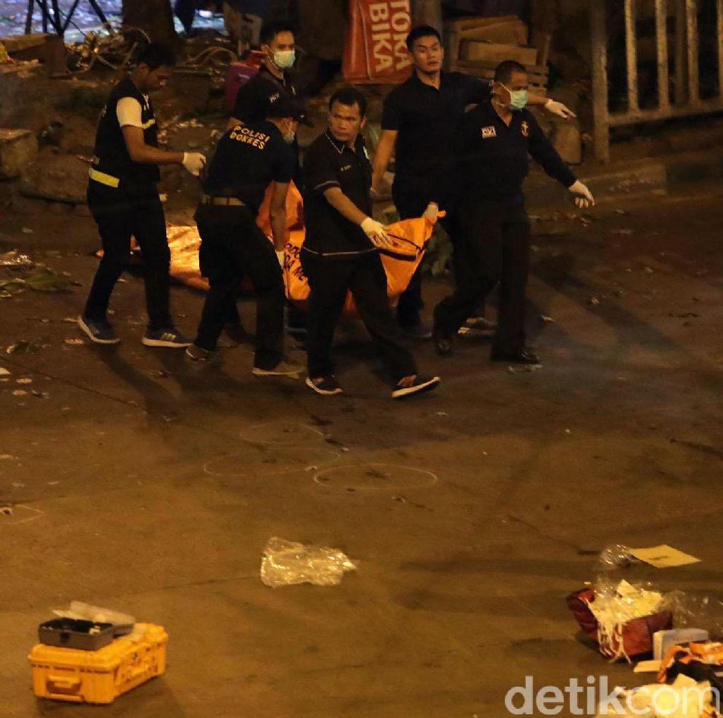 Pemakaman 3 Polisi Korban Bom Kampung Melayu Dipimpin Kapolres