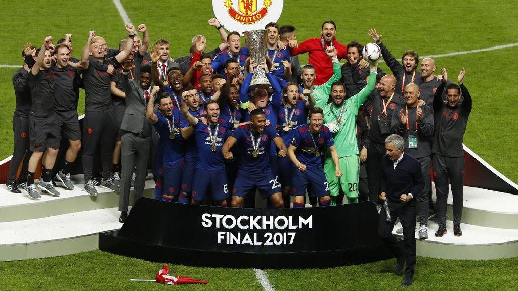 Sir Alex soal Ledakan di Manchester dan Sukses MU di Liga Europa