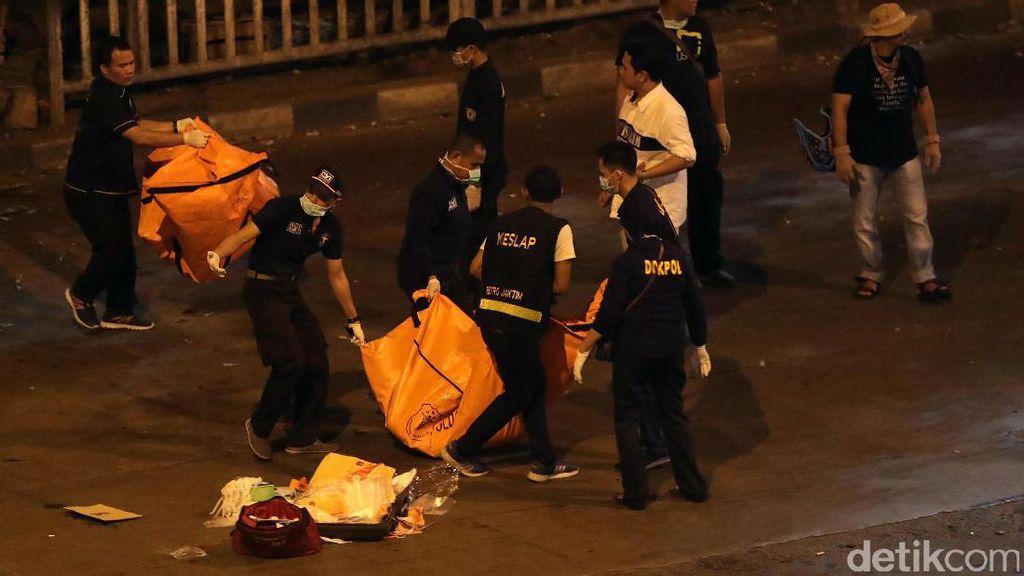 Peledak yang Digunakan di Kampung Melayu Diduga Bom Panci