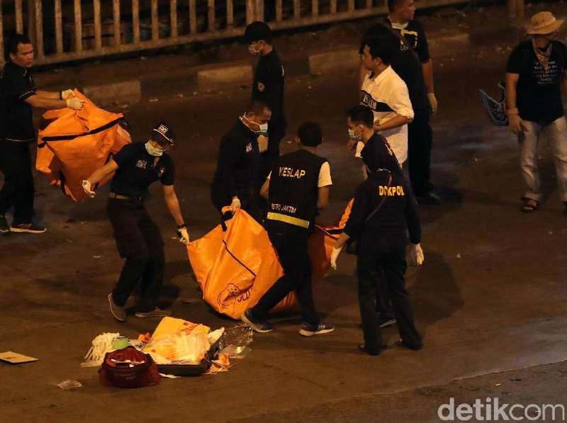 Istana: Presiden Jokowi Minta Jangan Takut Terhadap Teror