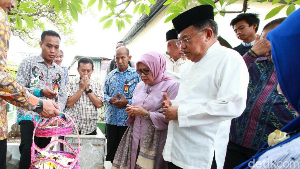 Bom Kampung Melayu, Wapres JK: Polisi Harus Lebih Aktif
