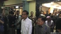 Jokowi Berharap Korban Bom Kampung Melayu Cepat Sembuh