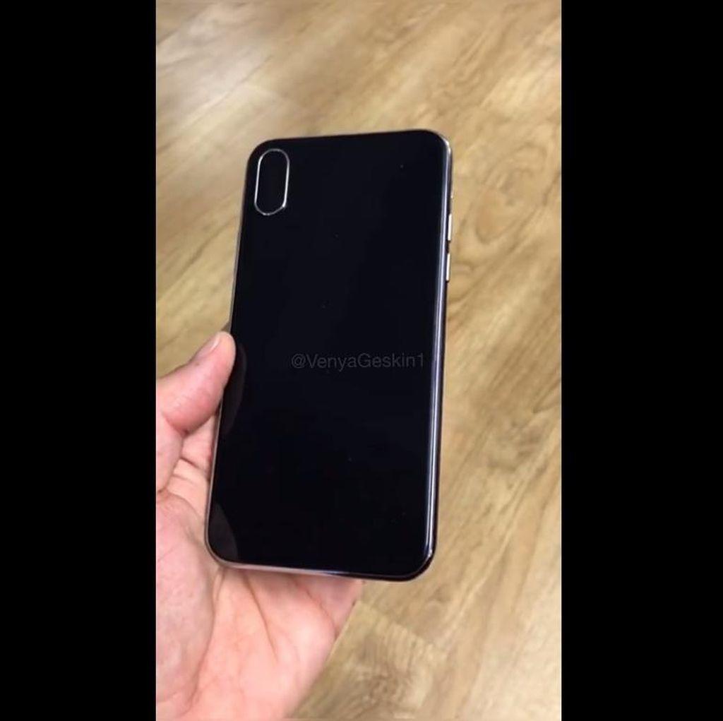 Beredar Video iPhone 8 Bodi Mengkilap